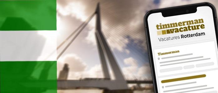 Timmerman vacatures Rotterdam - TimmermanVacature.nl