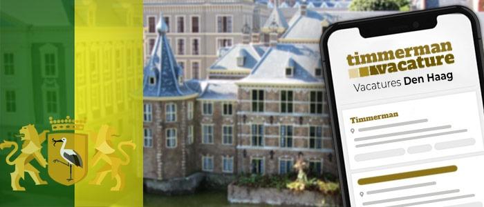 Timmerman vacatures Den Haag - TimmermanVacature.nl